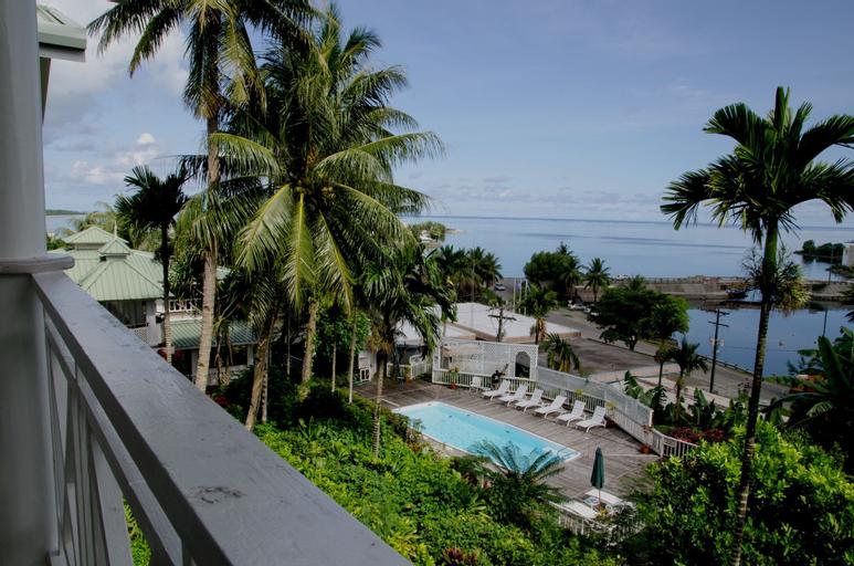 Yap Pacific Dive Resort,