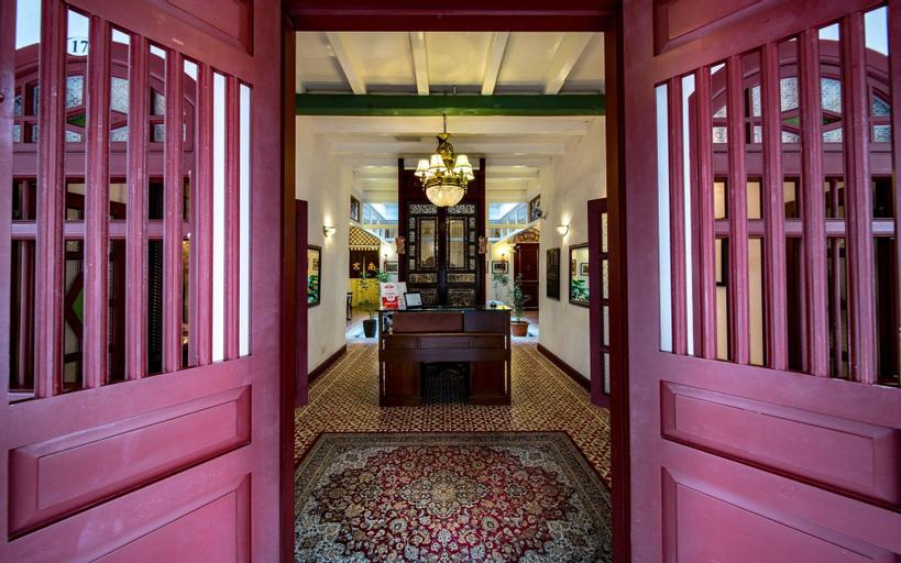 Nam Keng Hotel (tutup sementara), Pulau Penang