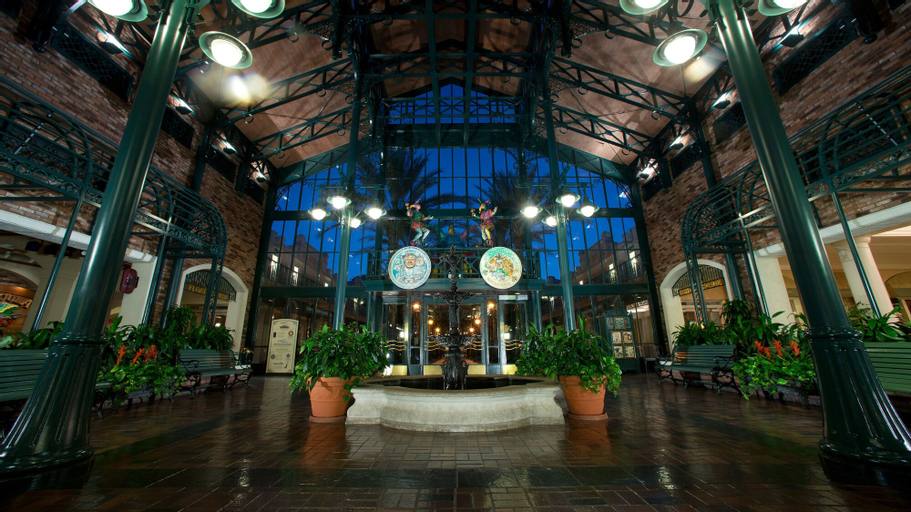 Disney's Port Orleans Resort - French Quarter, Orange