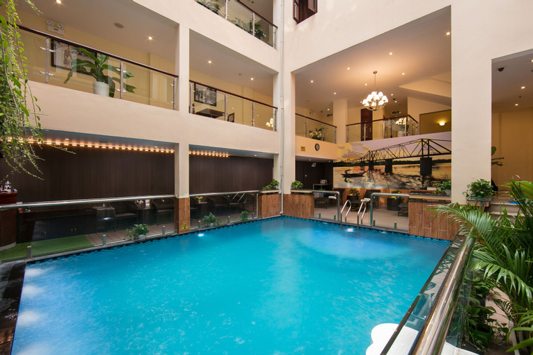 Hanoi Nostalgia Hotel & Spa, Hoàn Kiếm