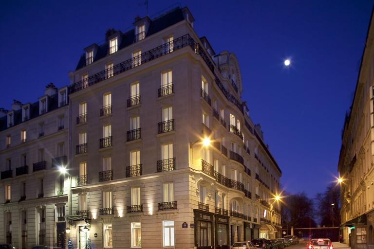 Hôtel Perreyve, Paris