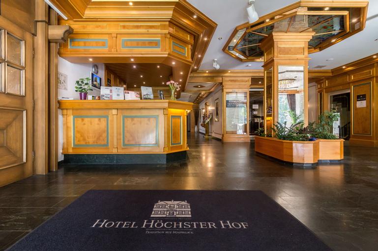 Hotel Höchster Hof - Tagungshotel und Restaurant, Frankfurt am Main
