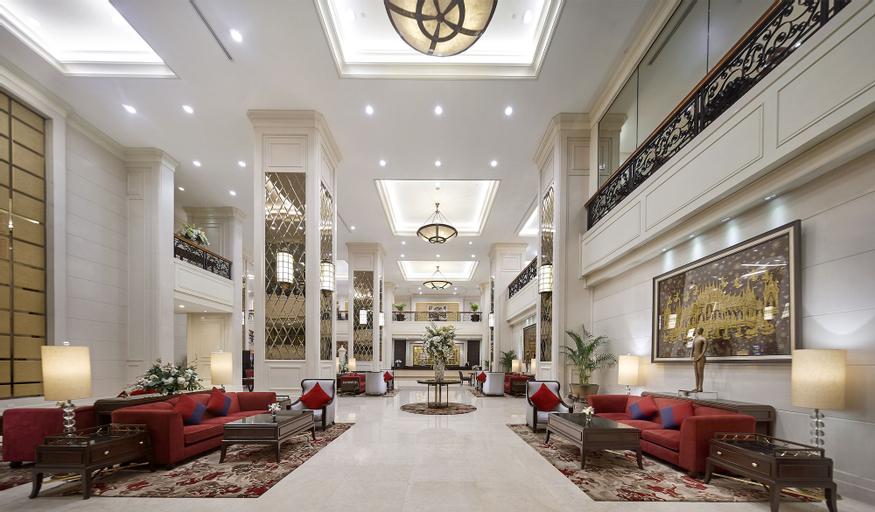 Grande Centre Point Hotel Ratchadamri, Pathum Wan