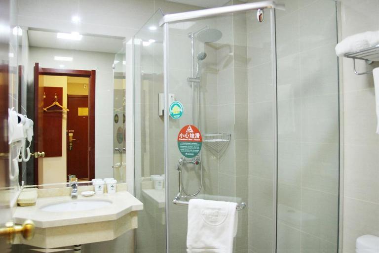 Greentree Inn Fuzhou Sanfang Qixiang Express Hotel, Fuzhou