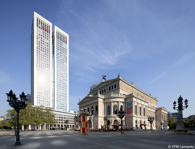 Holiday Inn Express Frankfurt City - Hauptbahnhof, Frankfurt am Main