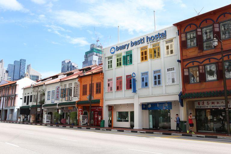 Beary Best! Chinatown Hostel, Singapura