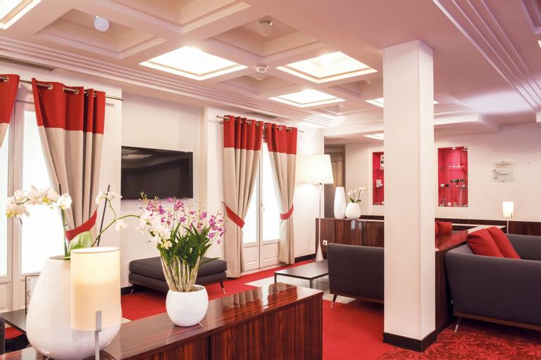 Hotel Le Richemont, Paris