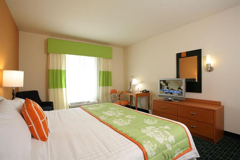 Fairfield Inn & Suites Titusville Kennedy Space C, Brevard