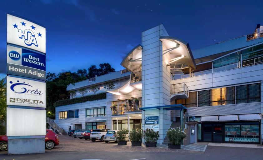 Best Western Hotel Adige, Trento