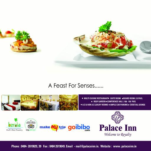 Hotel Palace Inn, Ernakulam