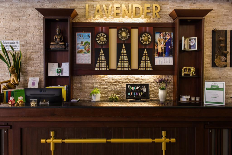 Lavender Hotel, Phuket Island