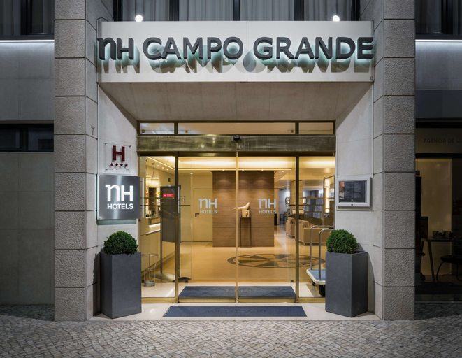 NH Campo Grande, Lisboa