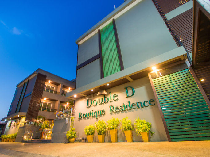 DoubleD Boutique Residence, Bang Lamung