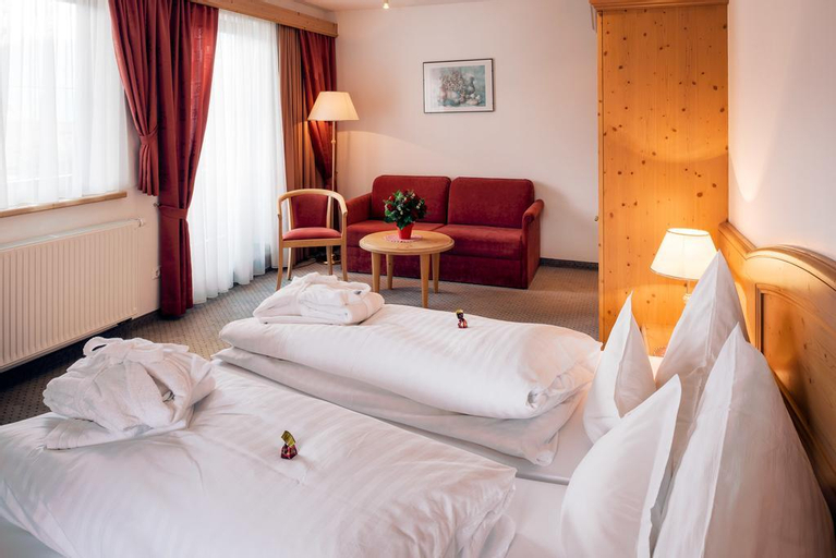 Hotel Alpenruh-Micheluzzi, Landeck