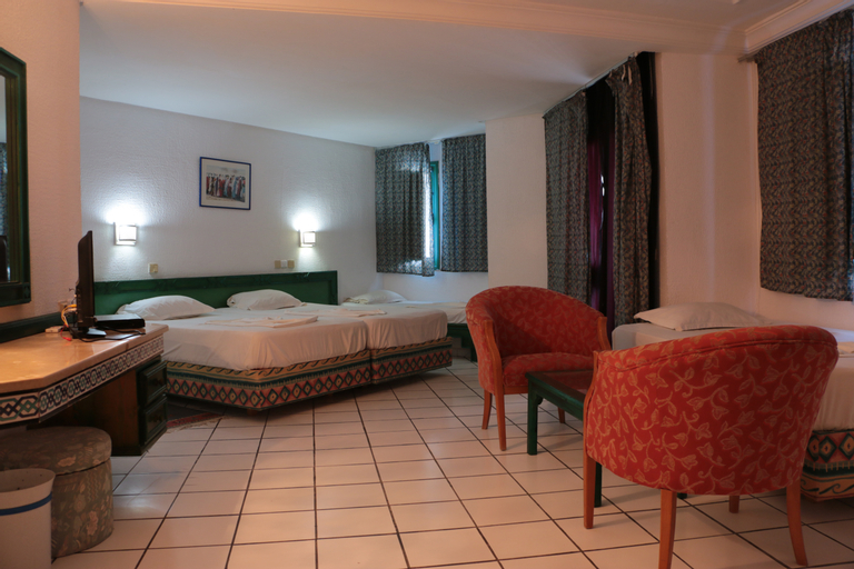 Le Khalife Hotel, Hammamet