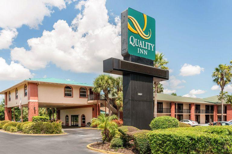 Quality Inn & Suites Orlando Airport, Orange