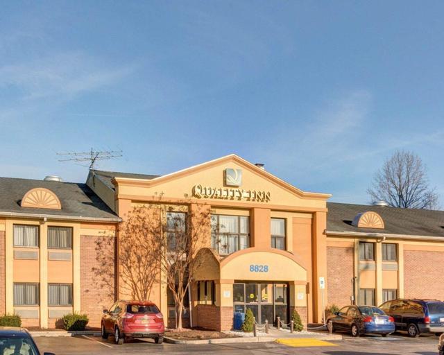 Quality Inn Near Ft. Meade, Howard