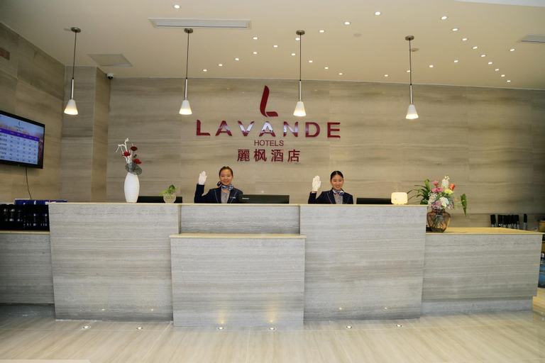 Lavande Hotels Suzhou Railway Station, Suzhou