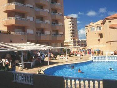 Aparthotel La Mirage, Murcia