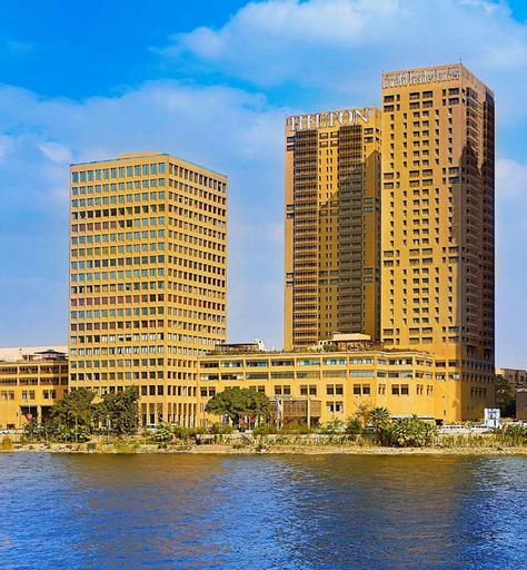 Hilton Cairo World Trade Center Residences, Bulaq