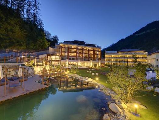 Quellenhof Luxury Resort Passeier, Bolzano