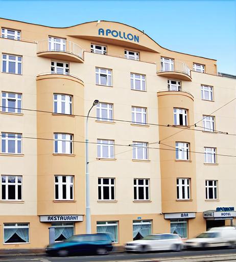 My Hotel Apollon Prague, Praha 8