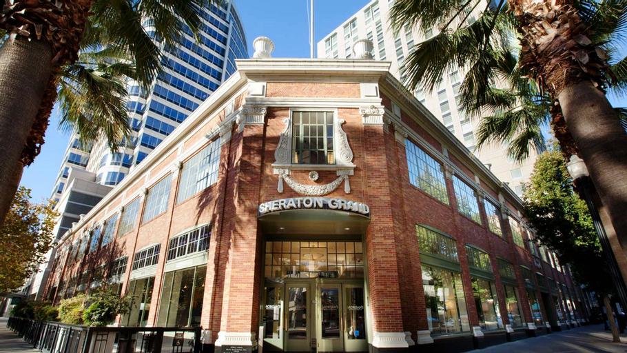 Sheraton Grand Sacramento Hotel, Sacramento