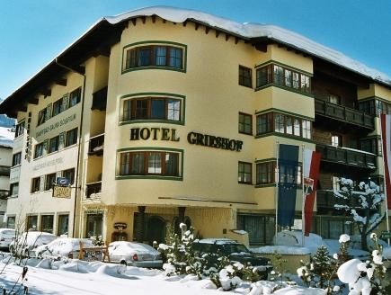 Hotel Grieshof, Landeck
