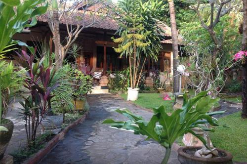 House of Vera and Beautiful Garden, Buleleng