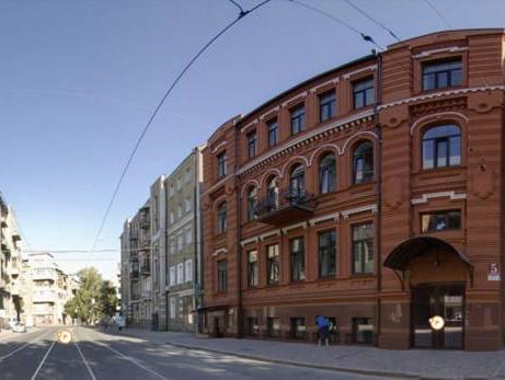 Four Rooms Mini-Hotel, Kharkivs'ka