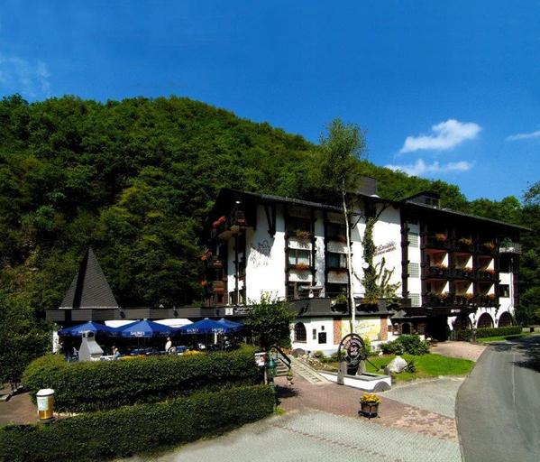 Moselromantik Hotel Weißmühle, Cochem-Zell