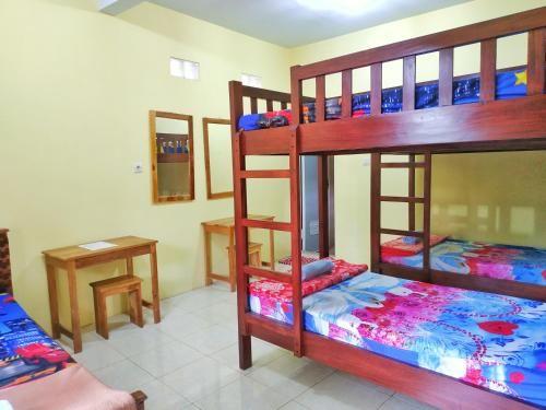 Yellow Hostel, Banyuwangi