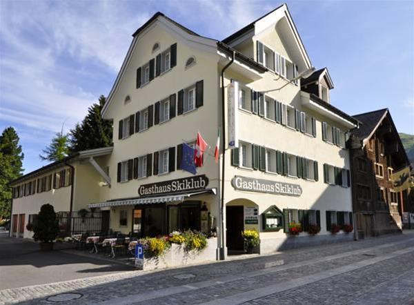 Gasthaus Skiklub, Uri
