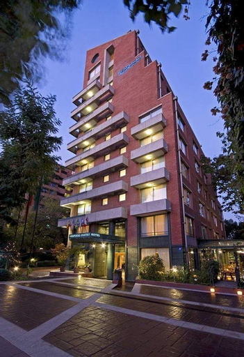 Vespucci Suites, Santiago