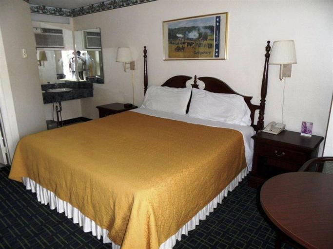 Red Carpet Inn Gettysburg, Adams