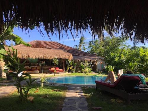 Drop In Surf Lodge, Lombok Tengah