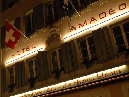 Apart Hotel Amadeo, Zofingen