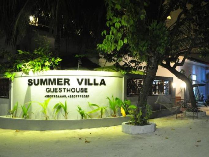 Summer Villa Guest House at Maafushi, Kepulauan Maafushi