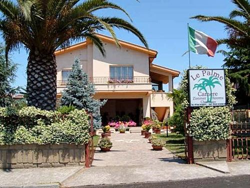 Affittacamere Le Palme, Viterbo