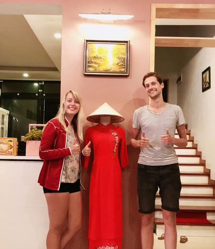 Trang An Ao Dai Homestay (Pet-friendly), Ninh Bình