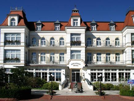 SEETELHOTEL Hotel Esplanade, Vorpommern-Greifswald