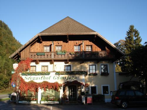 Seegasthof Gamsjaga, Salzburg Umgebung