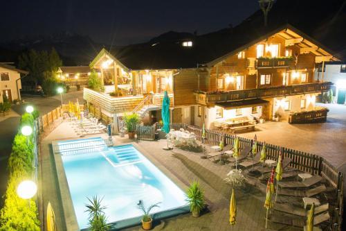 Bodenhof Ferienwohnungen, Kitzbühel