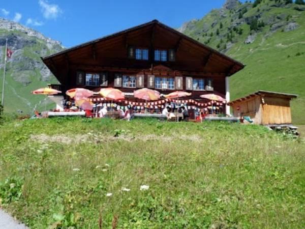 Pension Sonnenberg, Interlaken