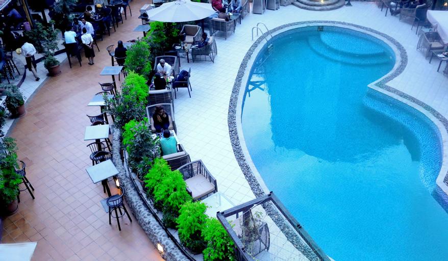 Monarch Hotel, Addis Abeba