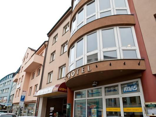 Hotel Atlas, Benešov