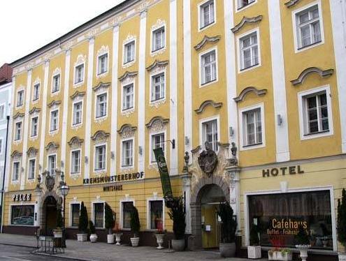 Amedia Plaza Hotel Kremsmunstererhof, Wels
