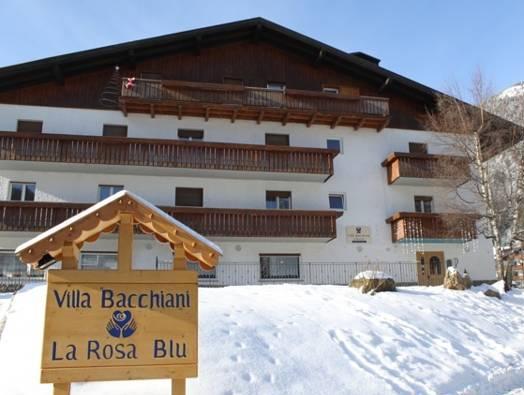 Villa Bacchiani, Trento