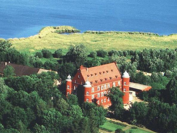 Hotel Schloss Spyker, Vorpommern-Rügen