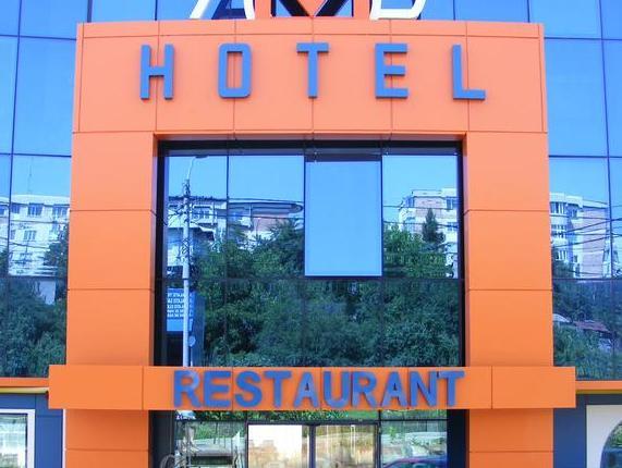 Hotel AMD, Pitesti